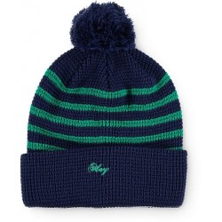 Obey Mulholland Beanie Navy