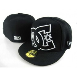 Newera for DC Vintage Black
