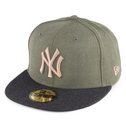 Newera 59fifty NY Heather...