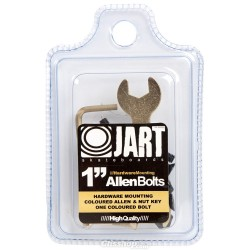 Jart Blister Mounting Bolt 1""