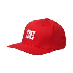 DC Cap Star 2 Flexfit Red